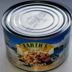 Tuna Tin in Brine 800g