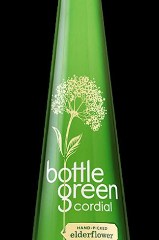 Elderflower Cordial Bottlegreen 500ml