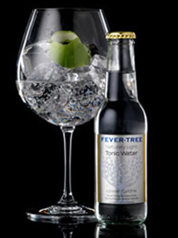 Fever-Tree Naturally Light Tonic 24x200ml