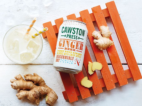 Cawston Ginger Beer 24x330ml