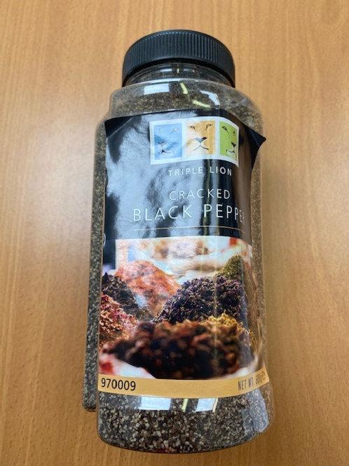 Cracked Black Pepper 500g