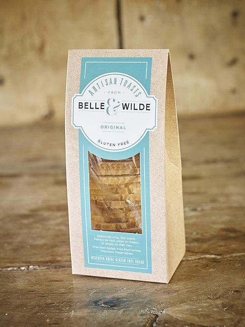 Belle & Wilde Artizan Toast Original 100g