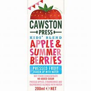 Cawston Apple & Summerfruit 18 x 200ml