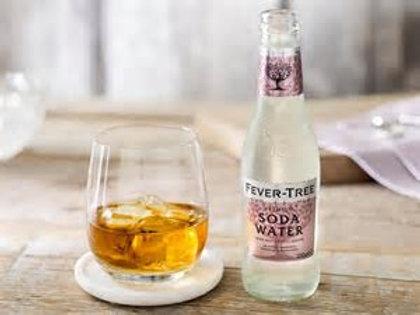 Fever-Tree Soda Water 24x200ml