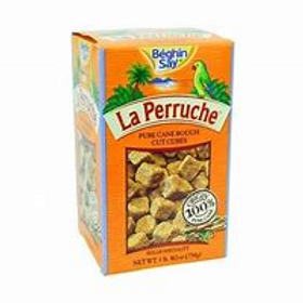 Perruche Brown Sugar Cube 1kg