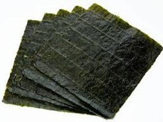 Nori Seaweed Sheets 5 Sheets 11g Yutaka