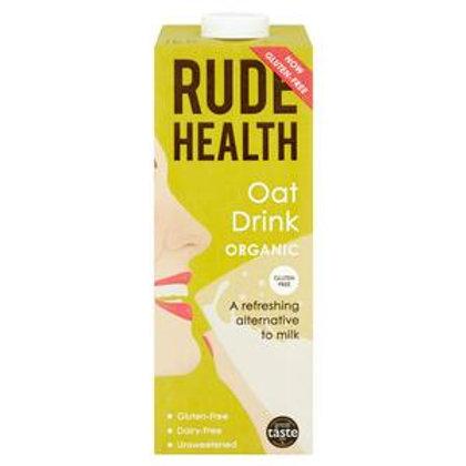 Rude Health Organic Oat Drink 1 litre