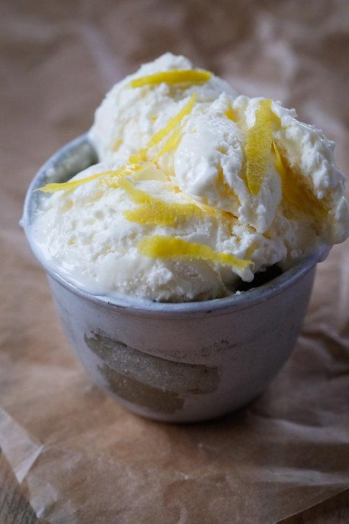 Yorvale Ice Cream Lemon Curd 500ml
