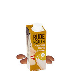 Rude Heath Almond Drink 6x1ltr