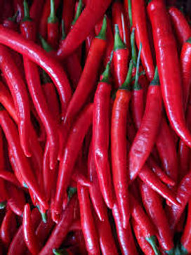 Red Chillies 250g