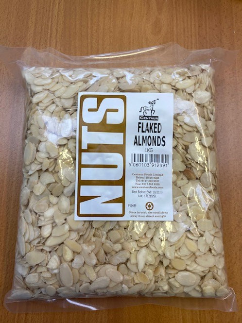 Flaked Almonds 1kg