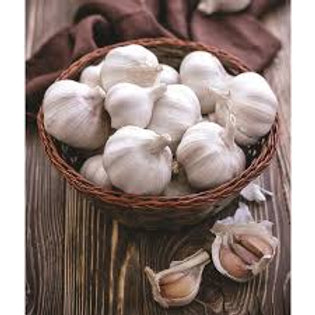Fresh Garlic bulbs pack x 3