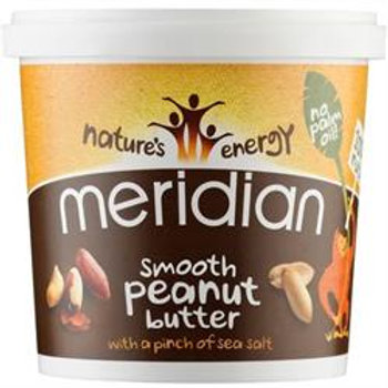 Meridian Peanut Butter Smooth 1kg