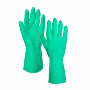 Rubber Gloves Large x 1 pair