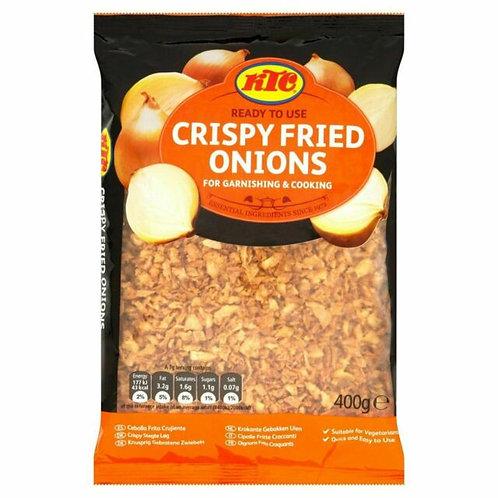 Crispy Fried Onions 400g