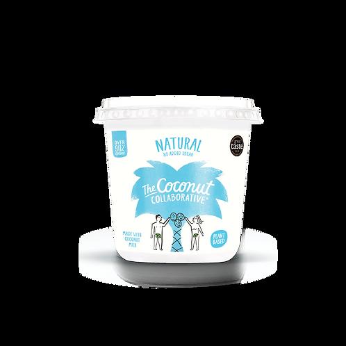 Coconut Yoghurt- Natural Coconut Collaborative 600g