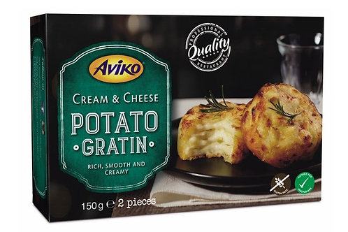 Cream & Cheese Gratin 150g