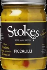 Stokes Piccalilli 380g