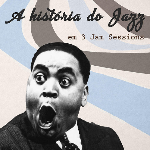 Curso de História do Jazz no Josefin