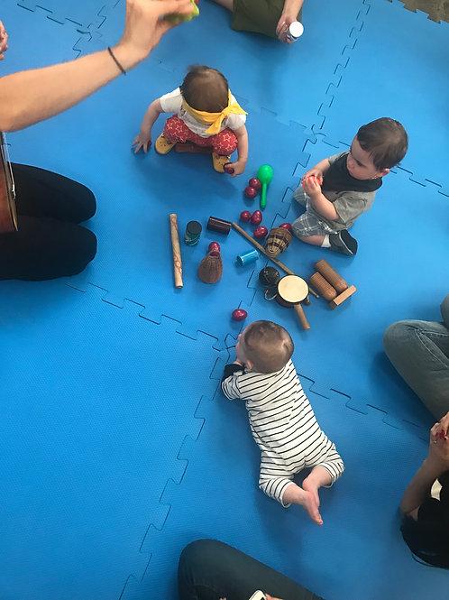Roda de Música para bebês 08.11