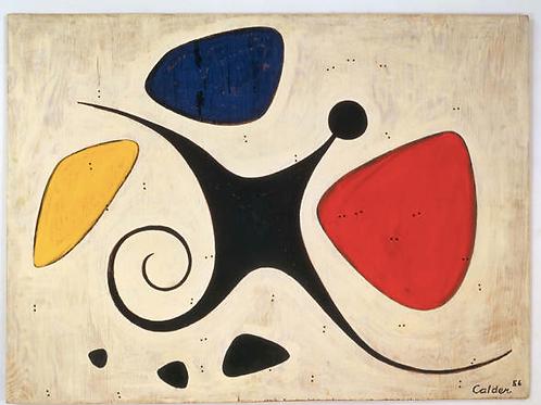 Calder no Itau Cultural