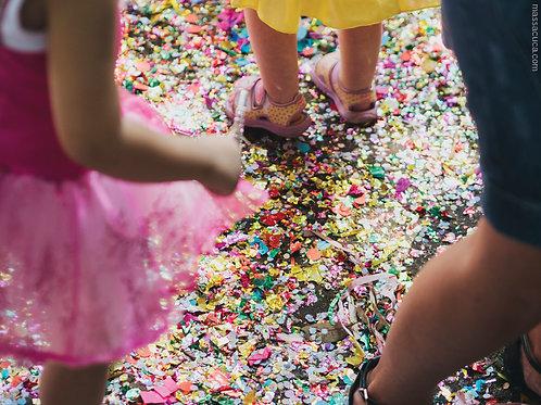 Oficina Pré-carnaval para Bebês