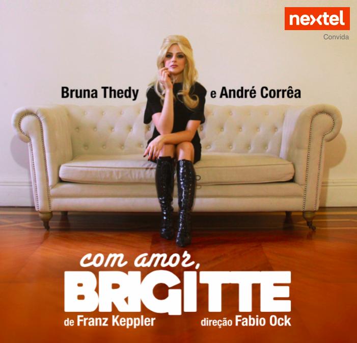 Com amor, Brigitte