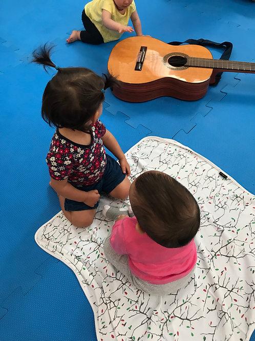 Roda de Música para bebês