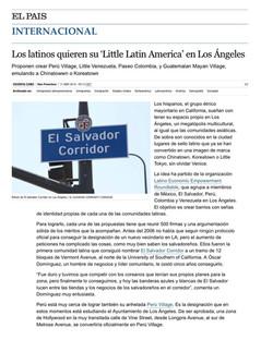 El País  - Spain