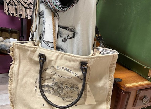 Midnight Express Tote