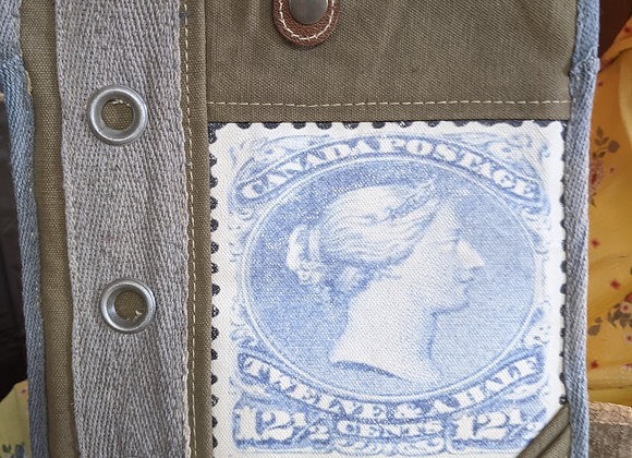 Canvas Stamp Tablet Holder