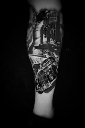 Tattoo Dydy | Dydy Gassner