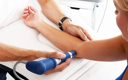 Radial Shockwave Therapy Elbow