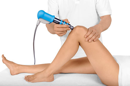 Radial Shockwave Therapy Runners Knee