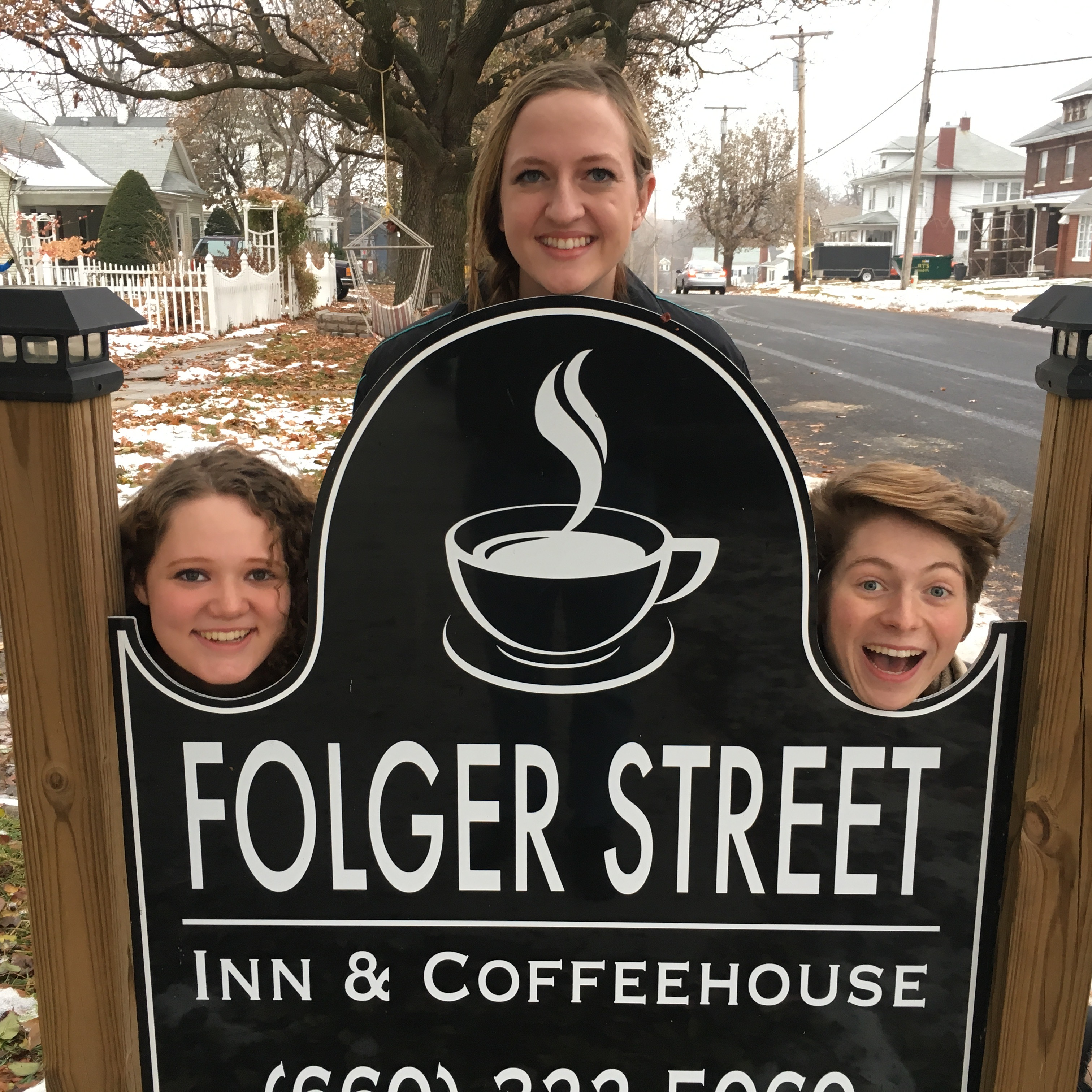 Folger Street Inn & Coffeehouse
