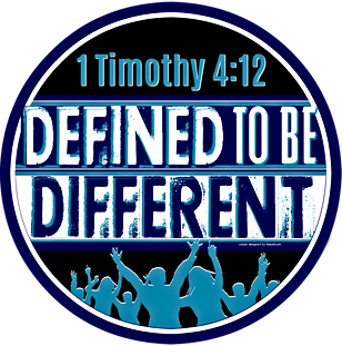 Defined to be Different Updated Logo