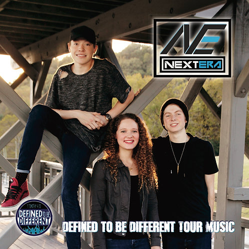 Defined to be Different Tour CD