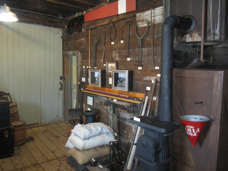 coal room