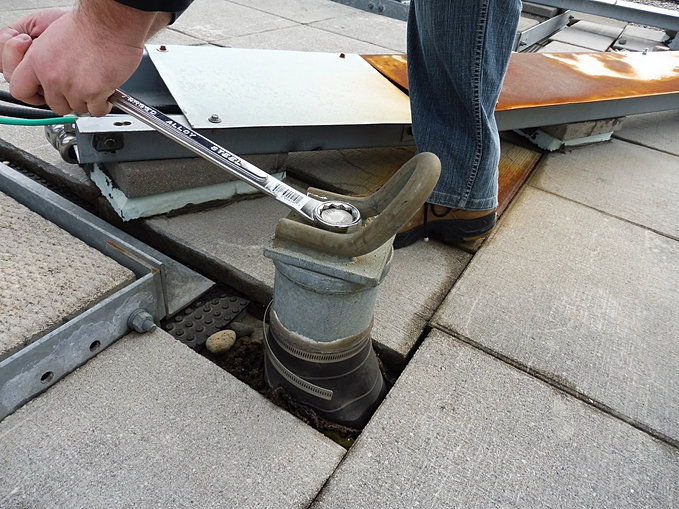 Fall Protection Amp Roof Anchor Inspection Services In
