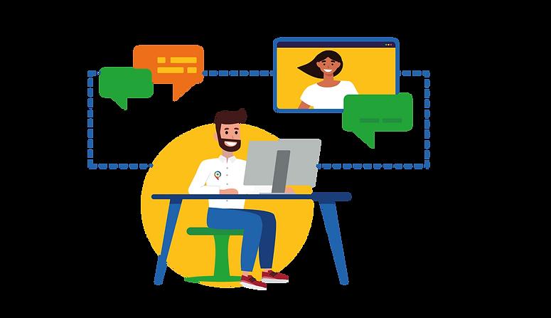 infographie cours en ligne cschool