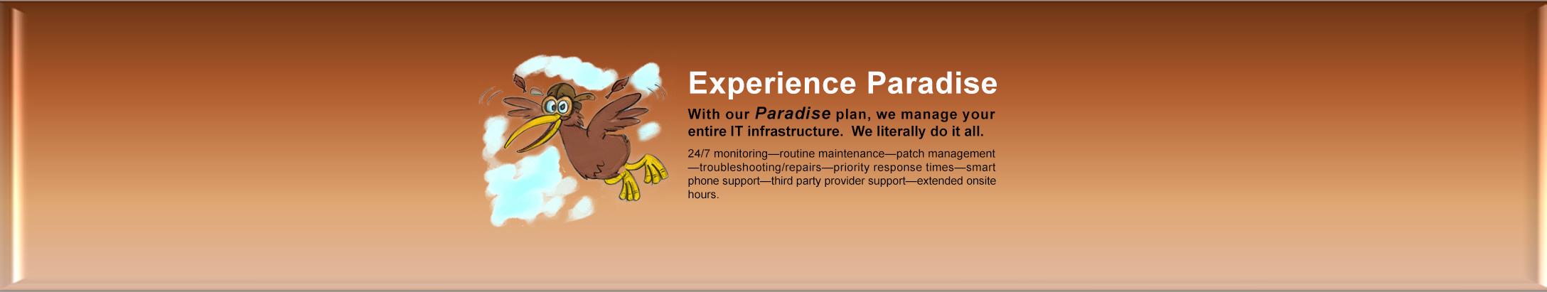 Paradise Plan