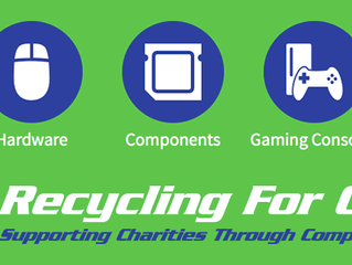 MCN Enlists Help from E-Waste Recycling Company