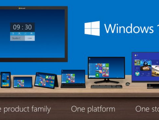 Windows 10 - it's almost here!