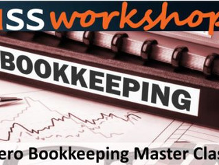New Workshop – Bookkeeping Master Class A Success