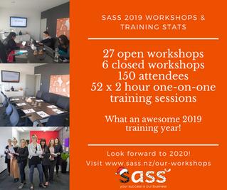 Our Workshops - More & More Popular