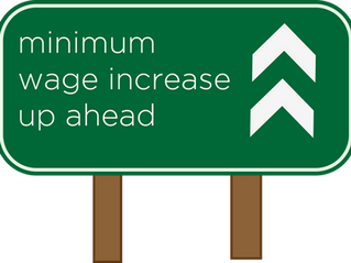 Minimum Wage Increase - To Increase ALL Wages or Not