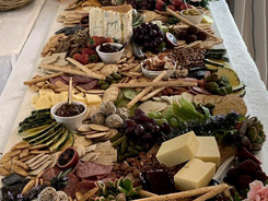 Buffet Table Catering