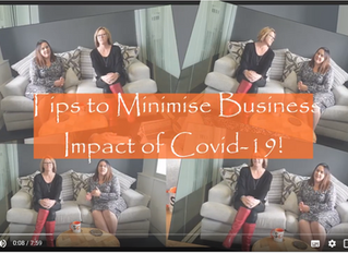 What to do to get your business through Covid-19