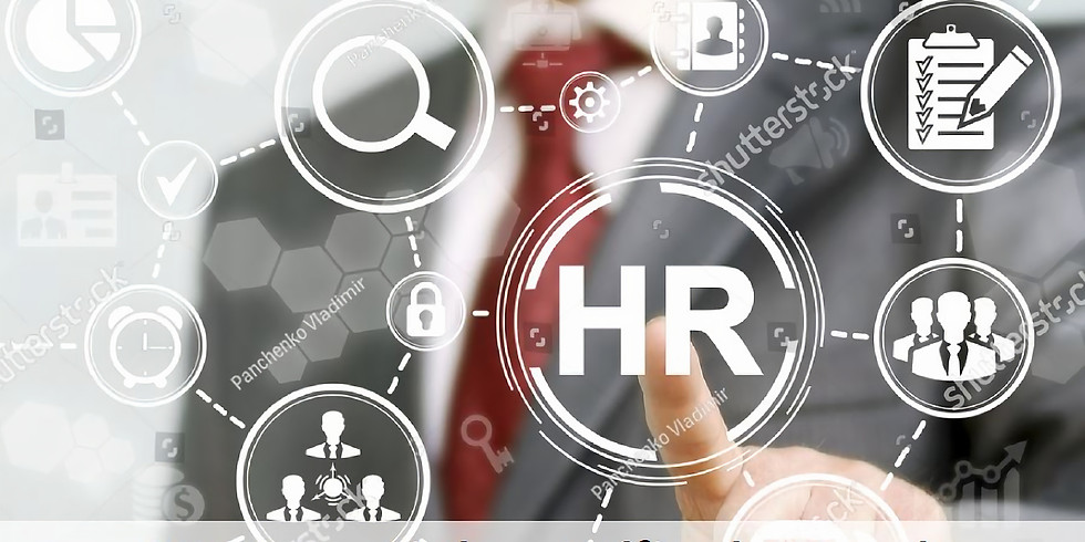 HR Essentials - 6 Weeks Online - Important HR Legislation and Managing People & Performance