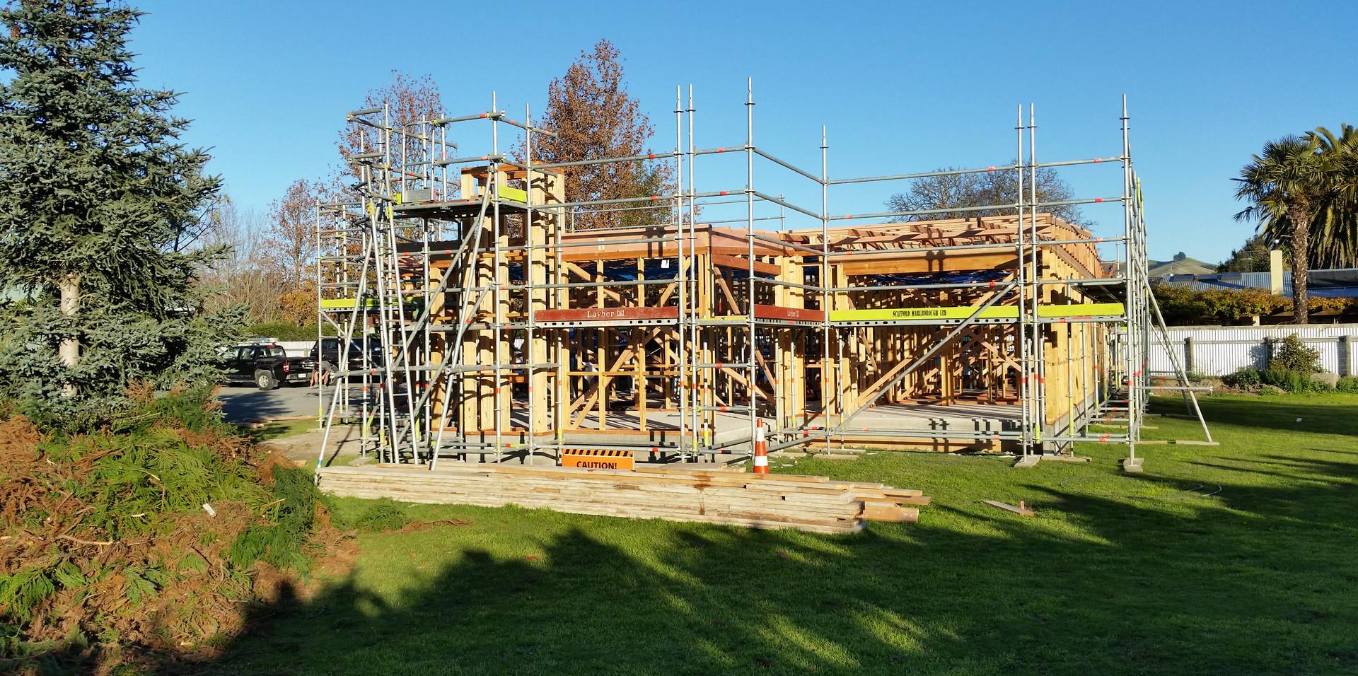 Builders Blenheim